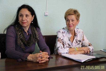 У міській раді презентували збірник про гендерний профіль Житомира