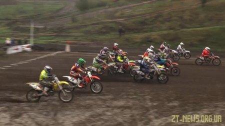 128 спортсменів взяли участь у всеукраїнських змагань з мотокросу на Житомирщині