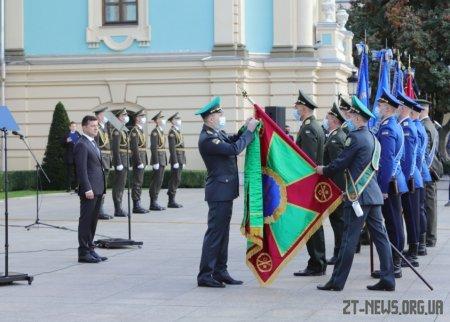 Житомирському прикордонному загону присвоєно почесне найменування «імені Січових стрільців»