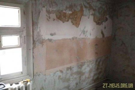В літературно-меморіальному музеї Лесі Українки розпочали ремонтні роботи