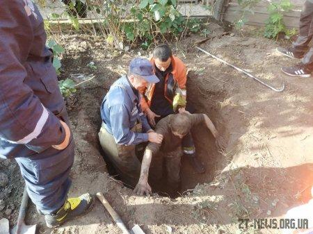 На Житомирщині чоловік провалився у колодязь і не міг самостійно вибратися
