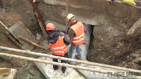 У Житомирі ввели в експлуатацію оновлену ділянку водогону