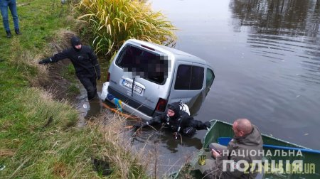 На Житомирщині поліцейські виявили зниклих безвісти батька та сина у річці Случ