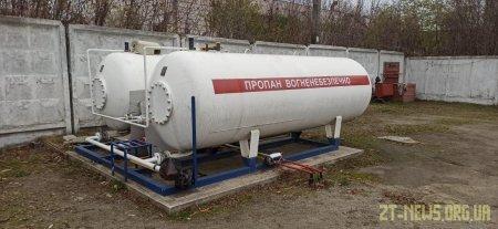 У Житомирській області податківці закрили нелегальну газову заправку