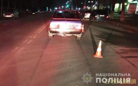 Легковик у Новограді-Волинському збив жінку, постраждалу забрала швидка