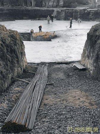 У Житомирі триває реконструкція очисних споруд