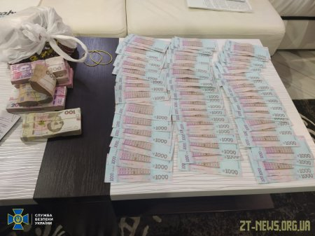 На Житомирщині СБУ блокувала діяльність міжрегіонального конвертцентру з обігом у 200 мільйонів гривень