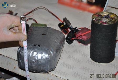 Двох жителів Житомира засудили за підготовку терористичних актів