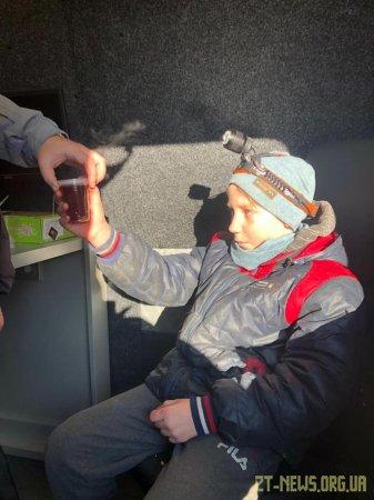 У Житомирському районі цілу ніч правоохоронці шукали 12-річного хлопчика