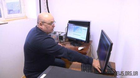 У Житомирі університет вперше прийняв та обробив дані з космосу станцією зондування землі