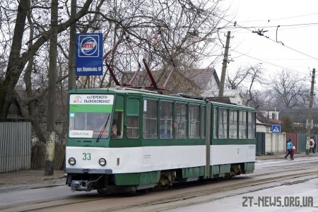 Яка доля чекає на трамвай в Житомирі?