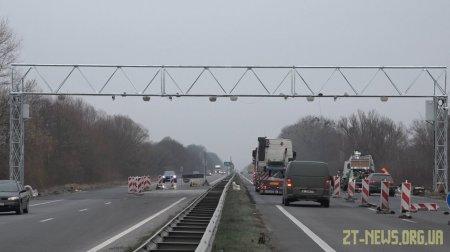 На Житомирщині збираються запустити комплекс, який зважуватиме вантажівки в русі