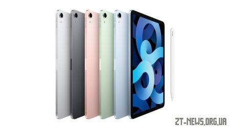 Обзор новых планшетов от компании Apple