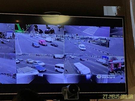 """У Житомирі планують встановити ще додаткових 150 відеокамер в рамках програми """"Безпечне місто"""""""