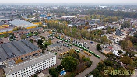 Житомирське ТТУ отримало ще 10 нових тролейбусів, але не може випустити їх на маршрути