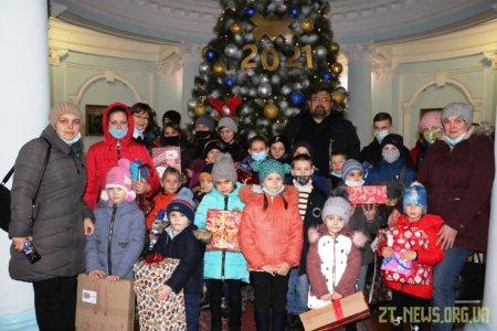 У Житомирі провели соціальну акцію «Різдво в коробці»