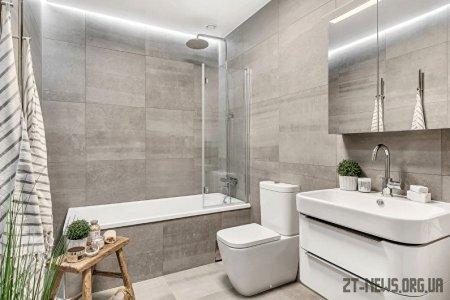 Невелика ванна кімната: як її облаштувати з розумом