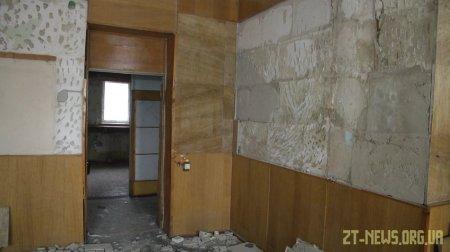 У Житомирі будівлю де мав бути коворкінг-центр і бібліотека виставлять на аукціон