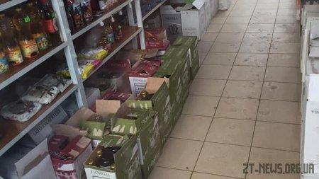 У Житомирі податківці викрили нелегальний пункт продажу алкоголю