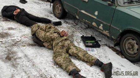 Поблизу Житомира затримали п'ятьох наркоділків, які виготовляли амфетамін