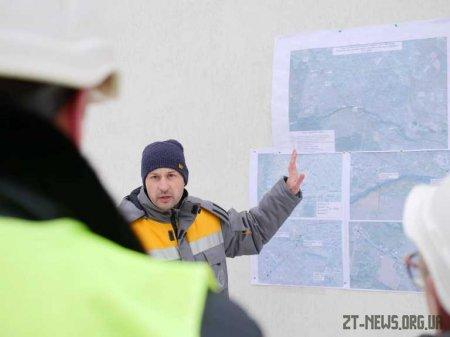 Депутати оглянули нові очисні споруди та обладнання Житомирводоканалу