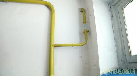 У Житомирі мешканці 36 квартир одного з будинків вже п'яту добу без газу