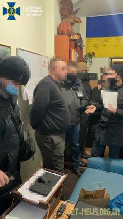 У Житомирі СБУ викрила на хабарі заступника командира батальйону військової частини