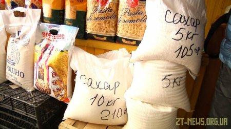 На Житомирщині ціни на продукти зросли на 15%