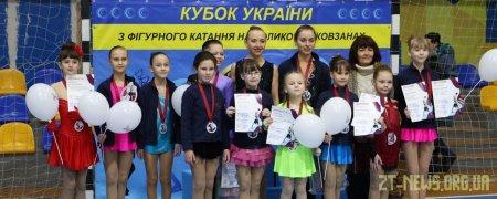 У Житомирі пройшов Кубок України з фігурного катання на роликових ковзанах