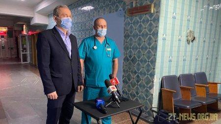 До Житомира привезли 17 тисяч 300 доз вакцини проти коронавірусу