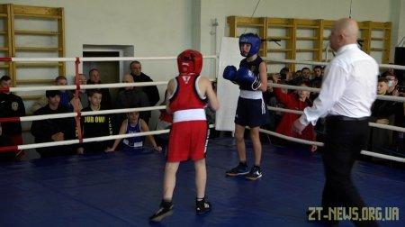 """В житомирському клубі """"Вікторія"""" стартував Чемпіонат області з боксу"""