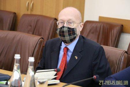 Житомир відвідала делегація з Великої Британії