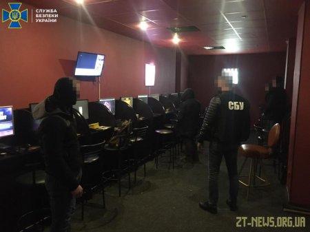 У Житомирі СБУ викрила організаторів підпільного грального бізнесу з мільйонними тіньовими оборотами