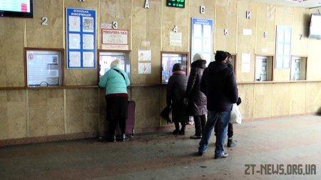 На Житомирщині скасували внутрішньообласні автобусні рейси