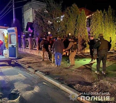 У Житомирі нетверезий водій підірвався на гранаті, намагаючись втекти від поліції