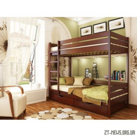 Как выбрать двухъярусную кровать для взрослых