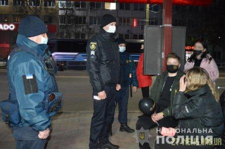 У Житомирі поліцейські збільшили кількість нарядів на вулицях