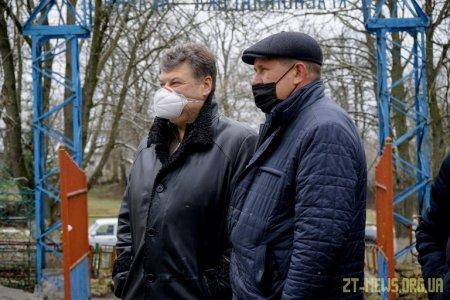 На Житомирщині відкрили 10-ту амбулаторію, яка обслуговуватиме понад 4 тисячі сільського населення