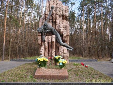 Житомиряни вшанували пам'ять жертв нацистських таборів