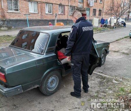 У Житомирі таксист зробив зауваження пішоходам, а у відповідь отримав ножове поранення