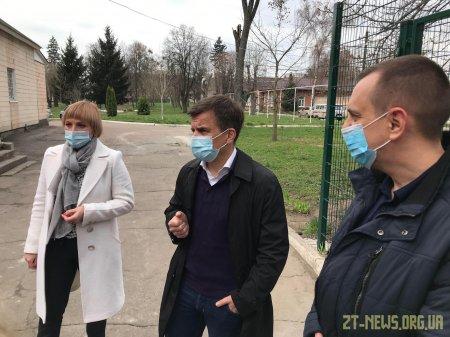 Житомирська лікарня №2 стане опорною