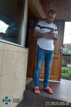 У Житомирі контррозвідка СБУ затримала іноземця, який знаходиться у міжнародному розшуку