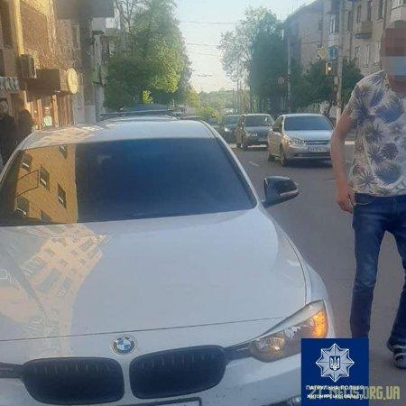 У Житомирі спіймали п'яного водія, який збив жінку