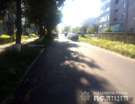 На Житомирщині нетверезий водій Peugeot збив 8-річного хлопчика і втік