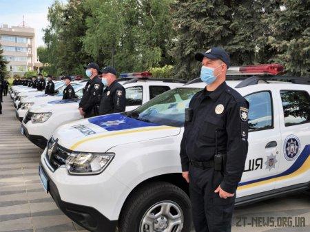 Житомир став першим обласним центром, де запрацював «поліцейський офіцер громади»