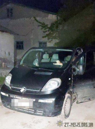 Викрадений автомобіль у жителя передмістя Житомира знайшли на Тернопільщині