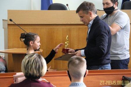 20 учнів житомирських мистецьких шкіл отримали стипендії міського голови