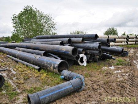 Житомирський водоканал розпочинає реконструкцію магістрального трубопроводу