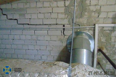 На Житомирщині за 5,5 млн грн збудували непридатну тренувальну військову базу