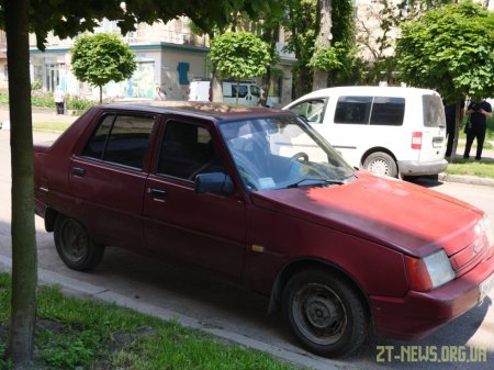 Інспектори з паркування у Житомирі почали штрафувати порушників